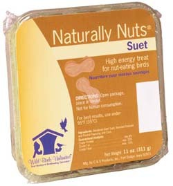 Naturally Nuts Suet